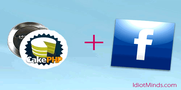 Login with Facebook Using CakePHP